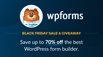 WPForms-Black-Friday-Deal